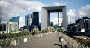 La Defense Business Area