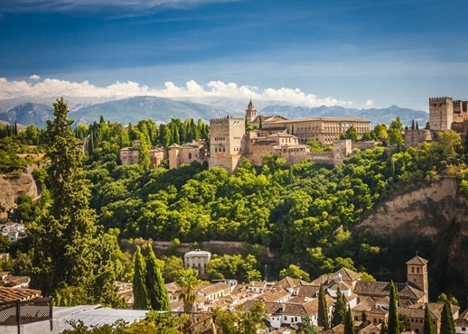 Granada, Španělsko