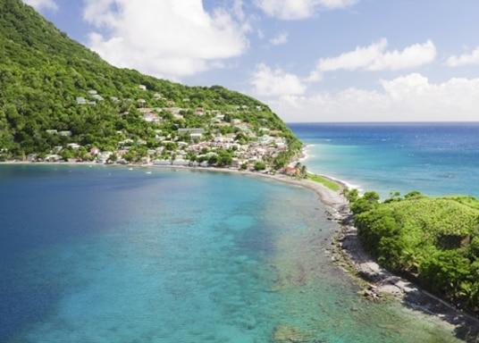 Калибиши, Доминика