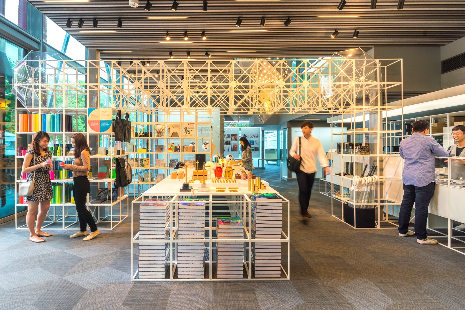 Red Dot Design Museum in Singapore - Innovative Design