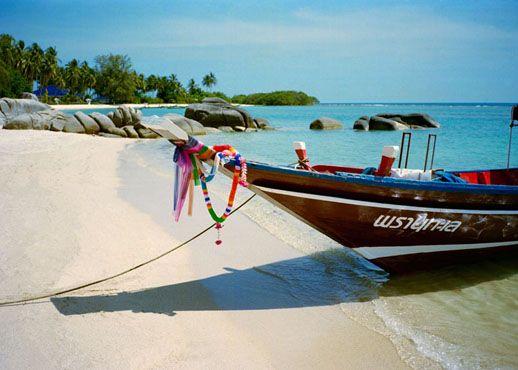 Ko Pha Ngan (ostrov), Thajsko