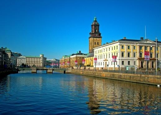 Hisings Backa, Suecia