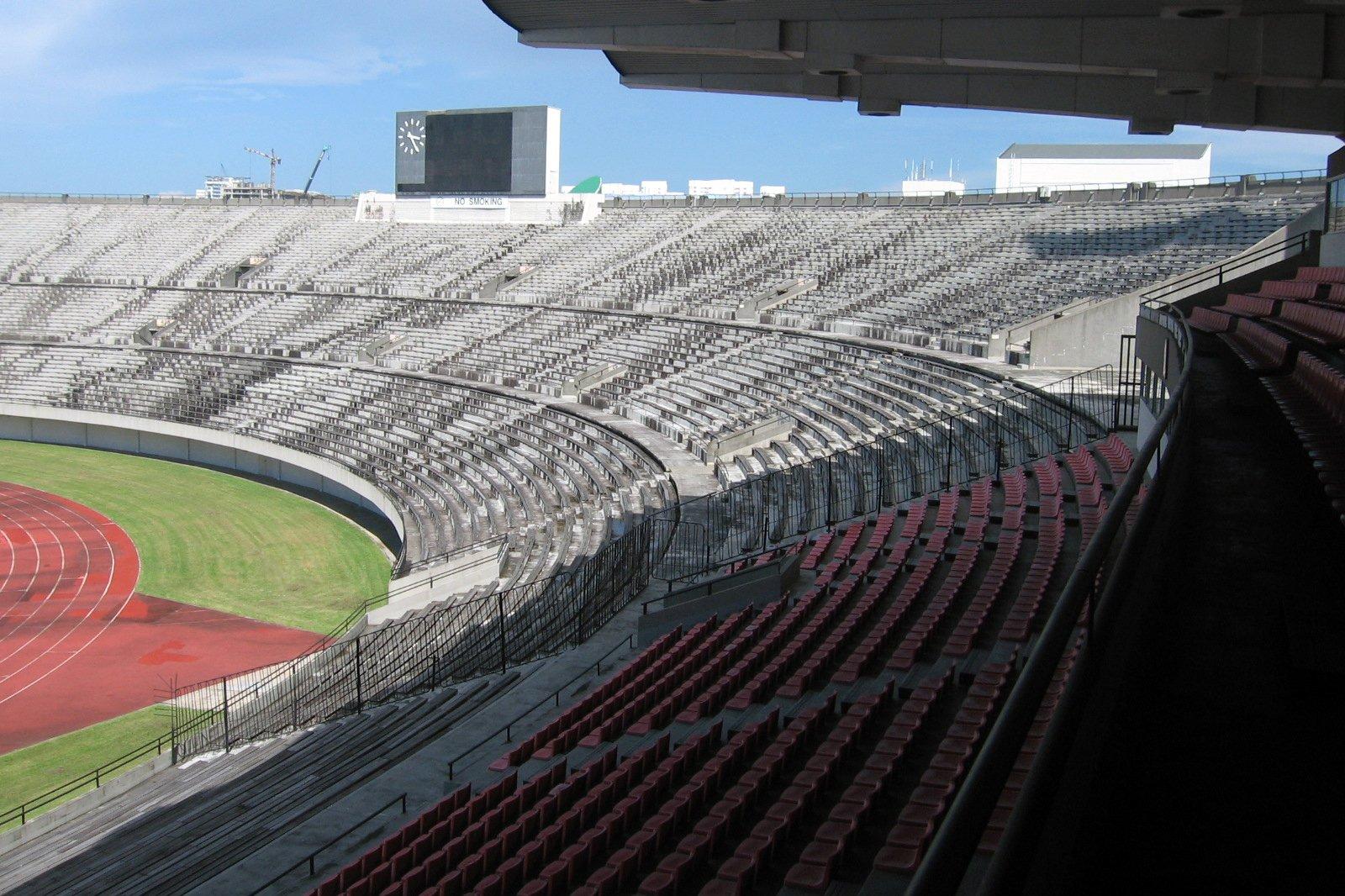 National Stadium Singapore Multipurpose Events Arena In