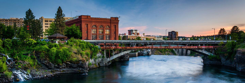 Spokane, Washington, Amerika Birleşik Devletleri
