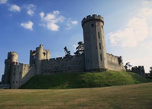 Coleshill, Egyesült Királyság