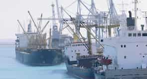 Algeciras Harbour
