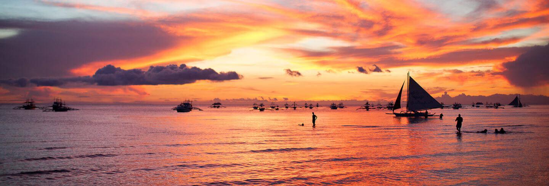 보라카이, 필리핀