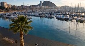 Alicante Cruise Ship Terminal (óceánjáró hajó-kikötő)