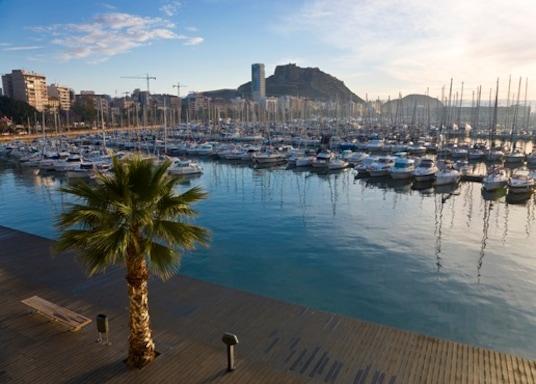 Ensanche Diputación, Spanien
