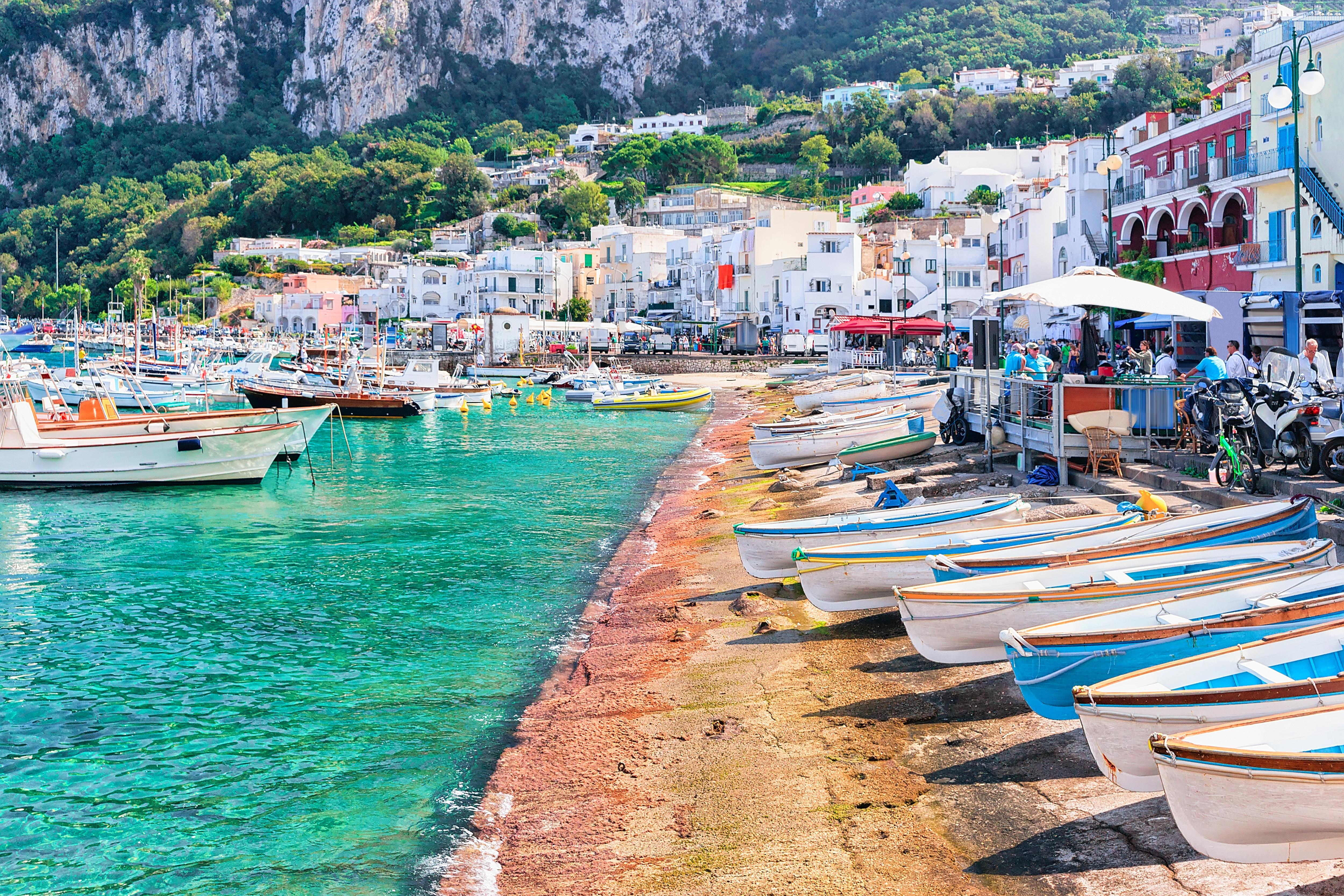 Capri, Italie