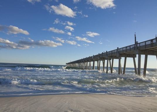 Pantai Pensacola, Florida, Amerika Syarikat