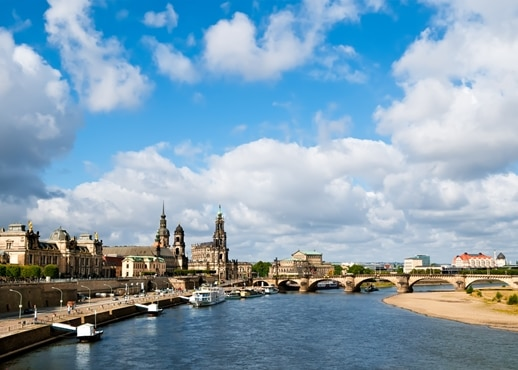 Luxus: Hotels in Dresden