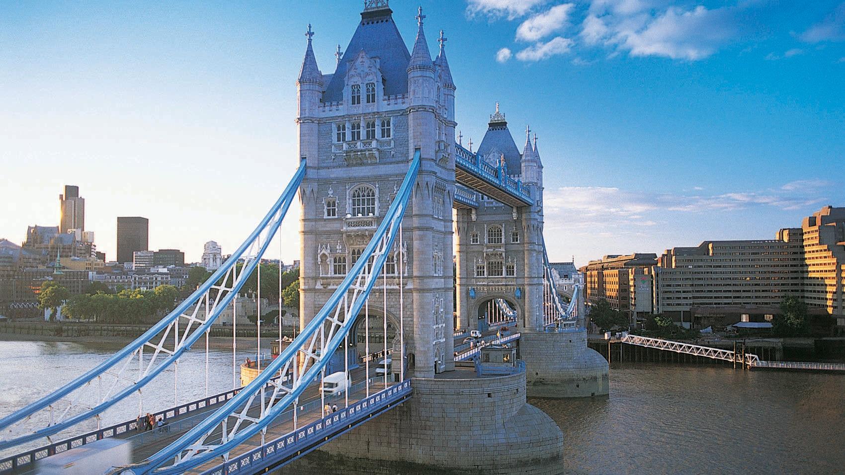 런던, 영국
