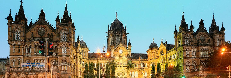 뭄바이, 인도