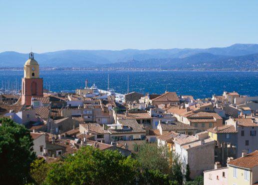 Saint-Tropez, Prantsusmaa