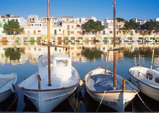 Puerto de Pollensa, Spain