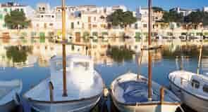 Jachthaven van Puerto Portals