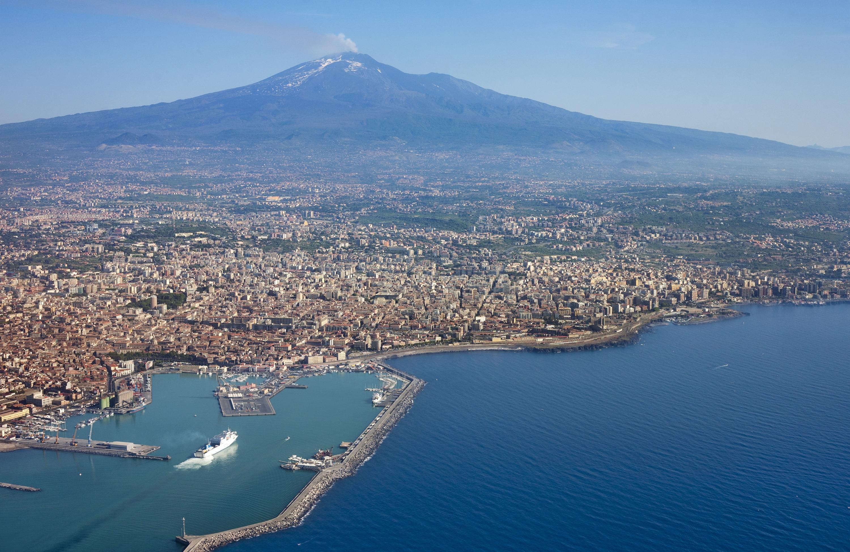 Catania, Itálie