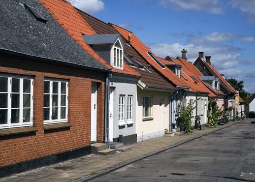 Middelfart, Tanska