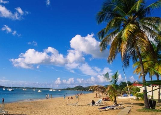 Gros Islet, Santa Lucía