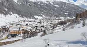 Θέρετρο Σκι St. Christoph am Arlberg
