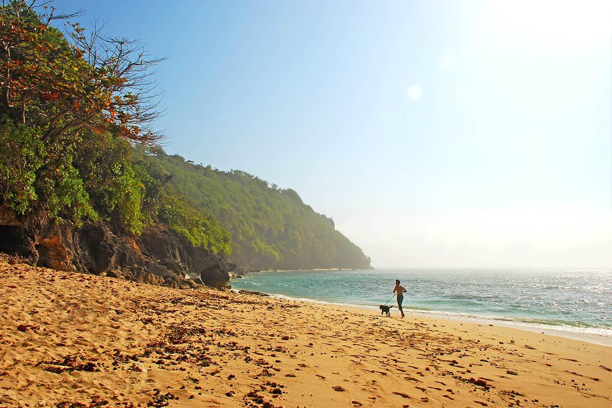 Green Bowl Beach.Green Bowl Beach In Bali Hidden Beach And Surf Spot In