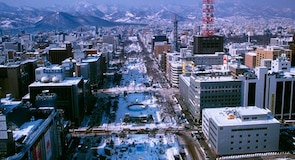 札幌 JR 塔