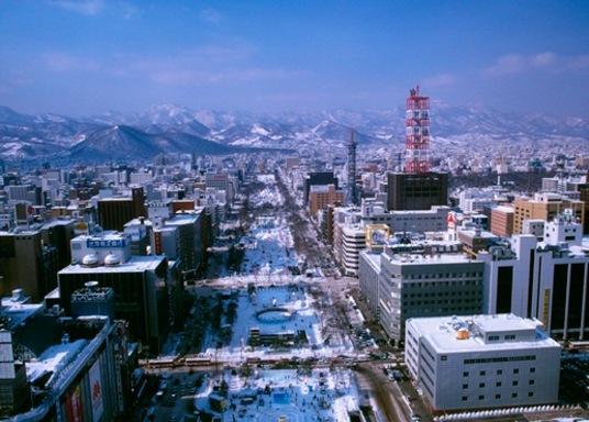 札幌市, 日本