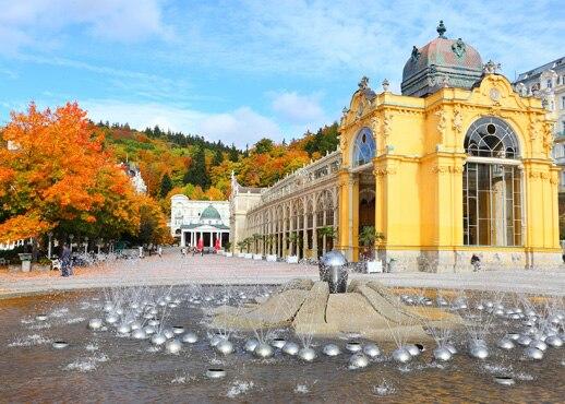 Mariánské Lázne, Tschechische Republik