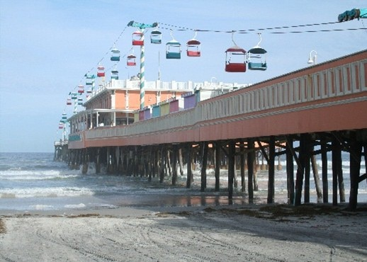 15 Closest Hotels To Boardwalk Amut Area And Pier In Daytona Beach