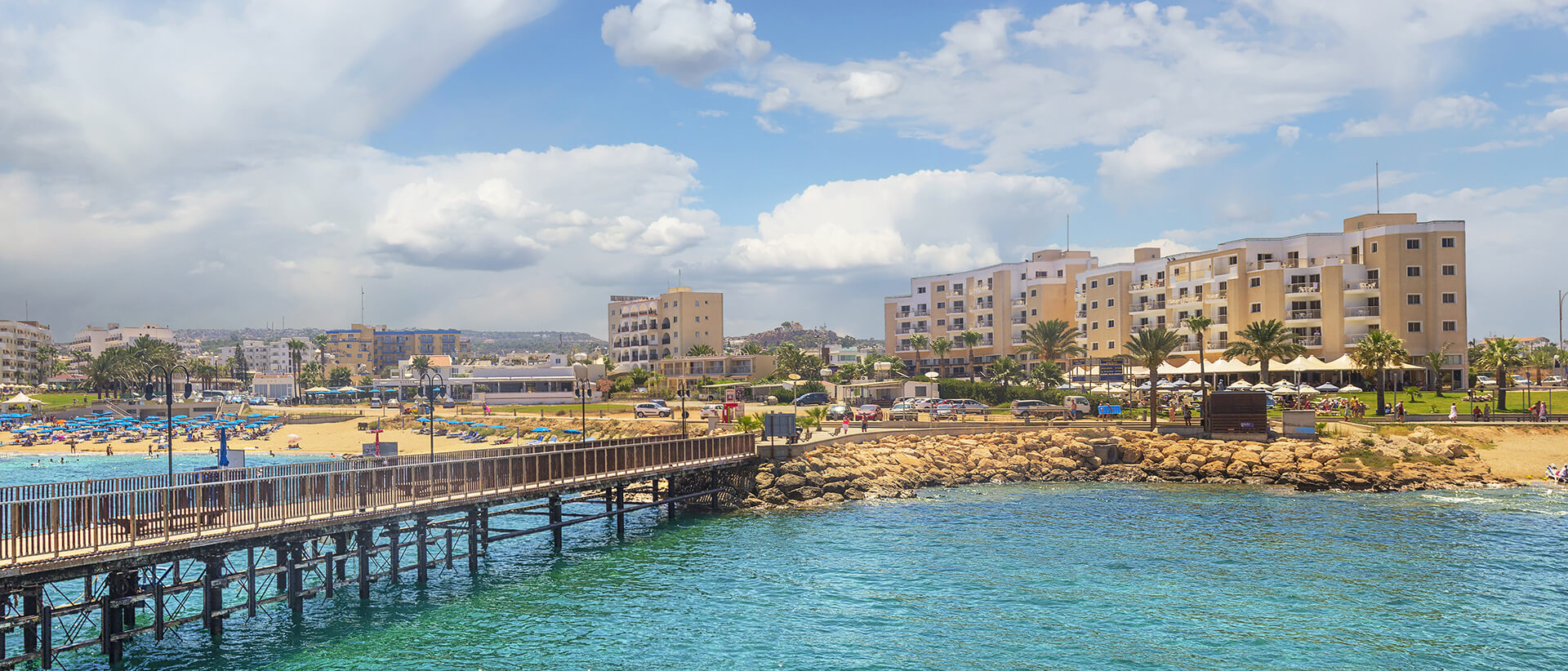 Protaras, Kypros