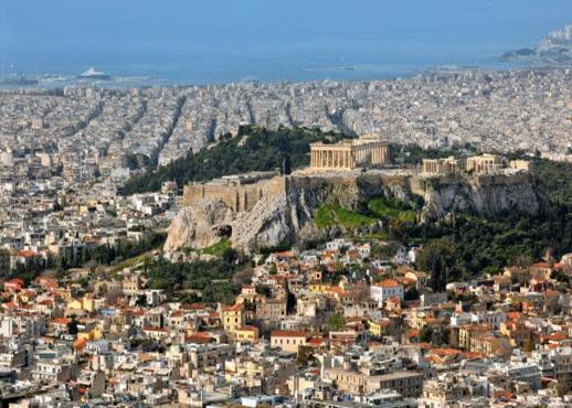 Glyfáda, Kreikka