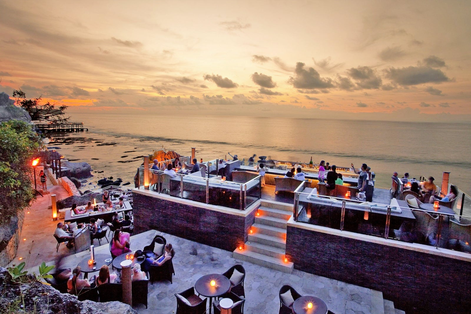10 Best Romantic Sunset Bars in Bali - Great Bars for ...