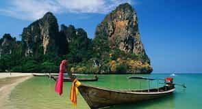 Mae Nam Beach Pier