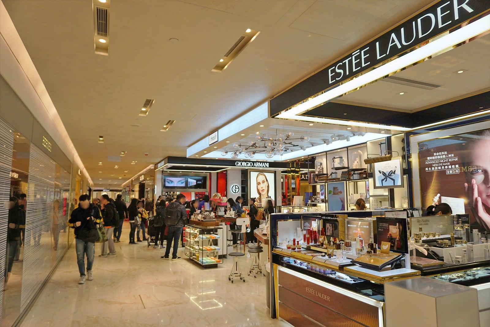 SOGO Hong Kong - Shopping Mall in Causeway Bay