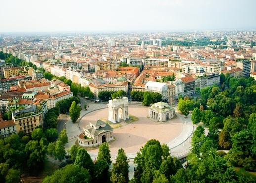 Кусано-Миланино, Италия