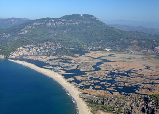 Gökbel, Türkei