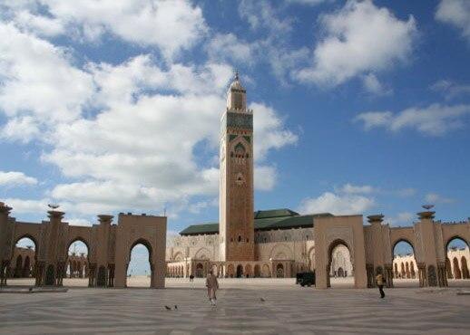 Casablanca, Maroc