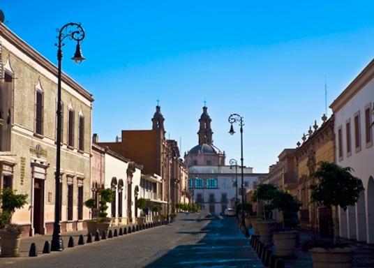 أغواس كالينتس (ولاية نفذ), المكسيك