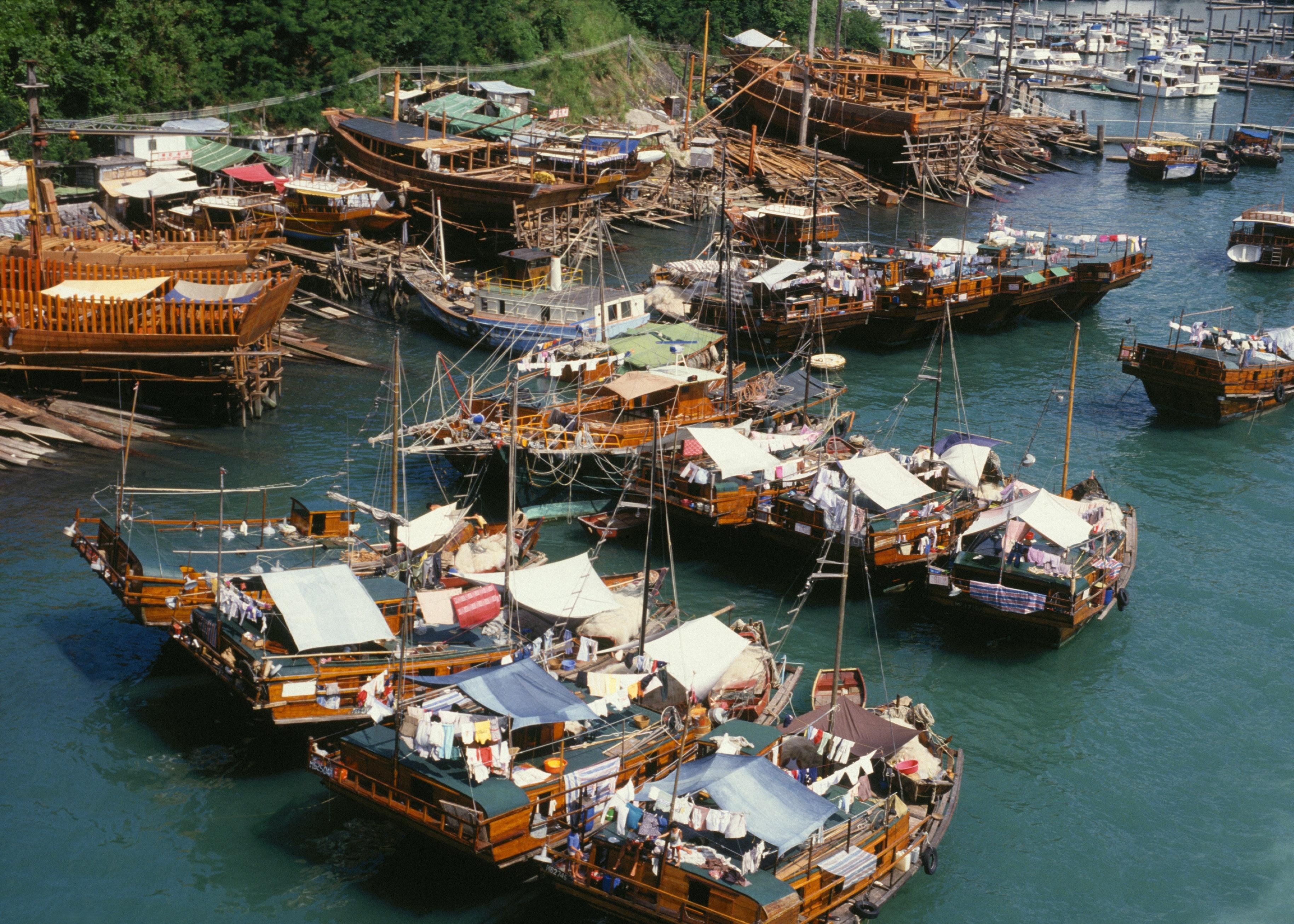 เกาะลันเตา, เขตบริหารพิเศษฮ่องกง