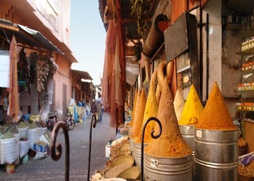 תרודאנט, מרוקו