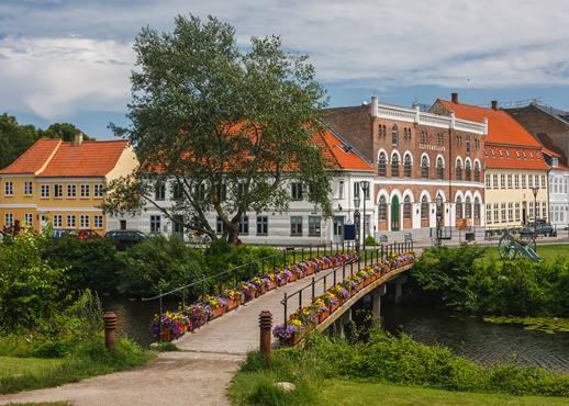 Nyborg, Tanska