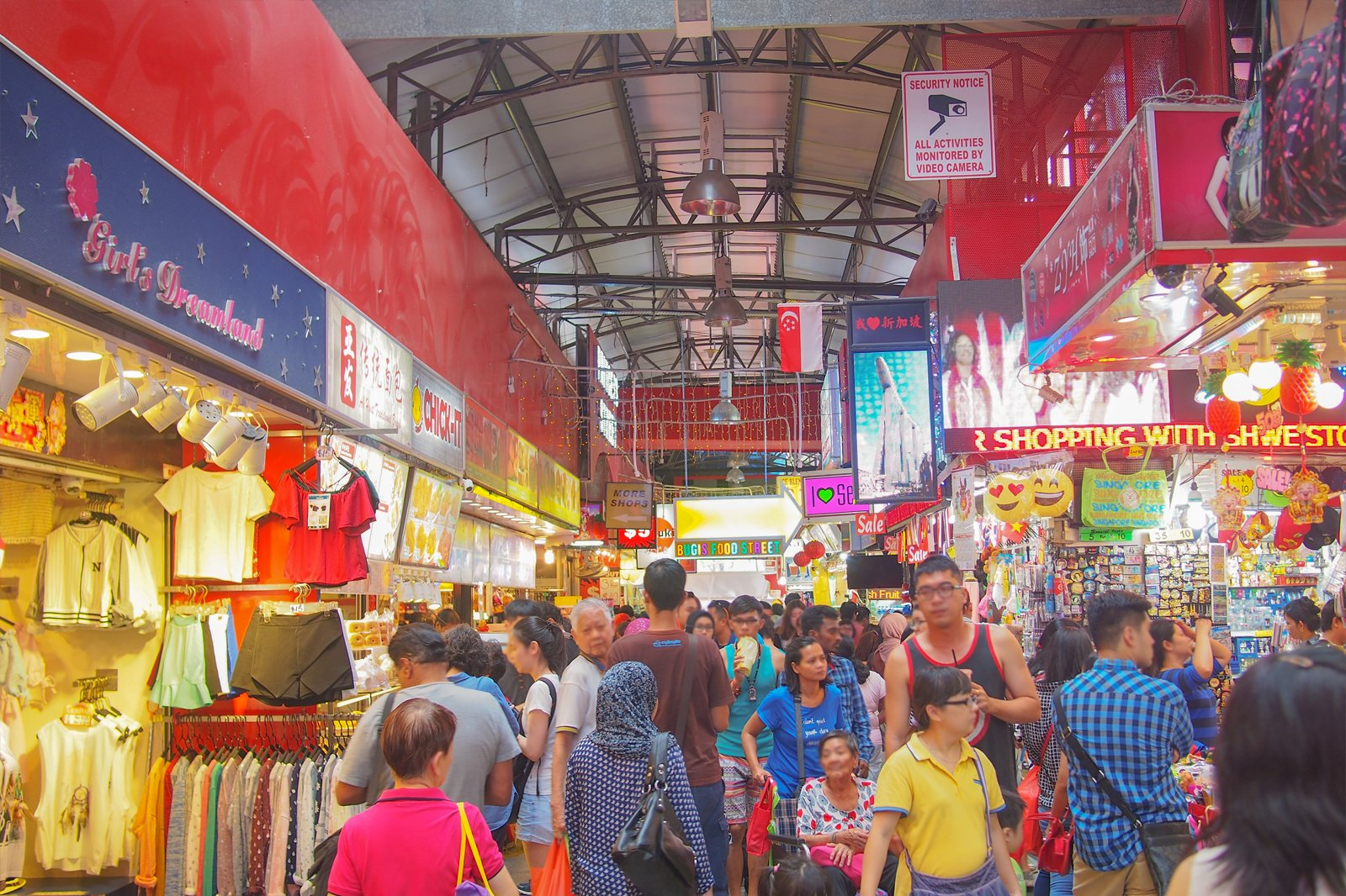 5 Best Night Markets in Singapore - Where to shop at night