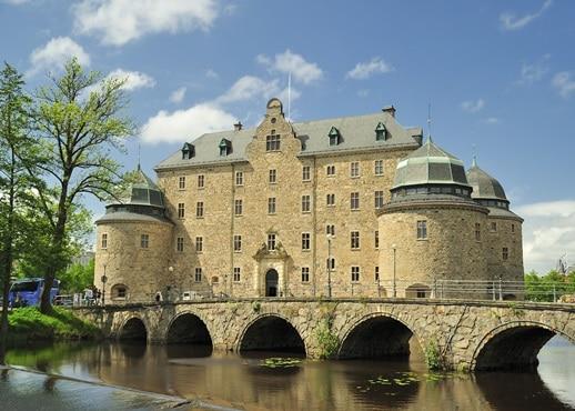 Orebro, Sverige