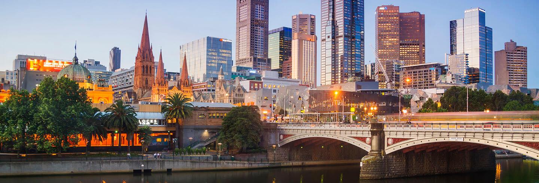 멜버른, 빅토리아