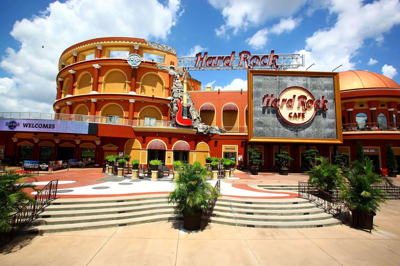 Hard Rock Cafe Indien