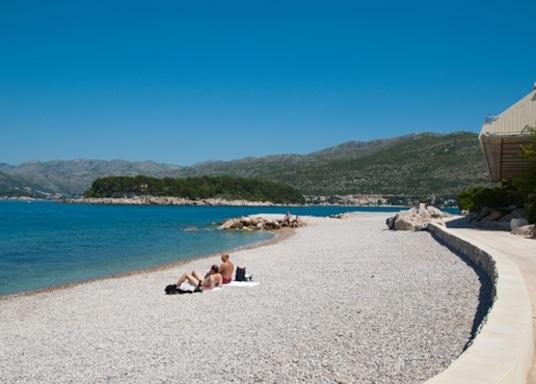 Lapad, Kroatien