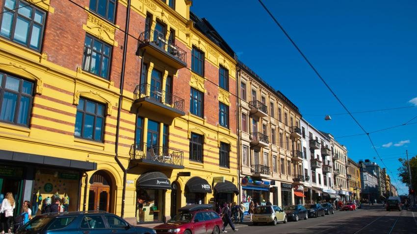 Flott Book Saga Apartments Oslo in Oslo | Hotels.com GC-61