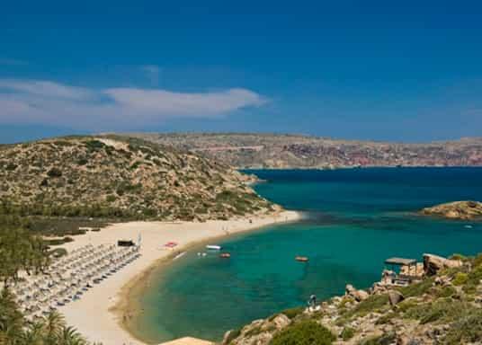 Pacheia Ammos, Griechenland