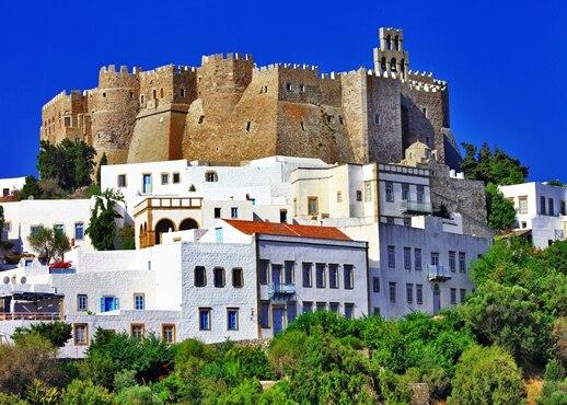 Patmos, Yunani